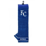 Kansas City Royals Embroidered Towel Golf Gift