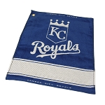 Kansas City Royals Woven Towel Golf Gift