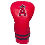 Los Angeles Angels Vintage Driver Head Cover Golf Gift