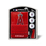 Los Angeles Angels Embroidered Gift Set Golf Gift