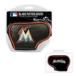 Miami Marlins Blade Putter Cover Golf Gift