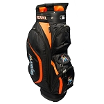 Miami Marlins Clubhouse Cart Bag Golf Gift