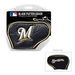 Milwaukee Brewers Blade Putter Cover Golf Gift