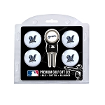 Milwaukee Brewers 4 Ball Gift Set Golf Gift