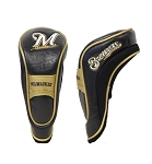 Milwaukee Brewers Hybrid Head Cover Golf Gift