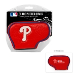 Philadelphia Phillies Blade Putter Cover Golf Gift