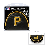 Pittsburgh Pirates Mallet Putter Cover Golf Gift