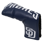 San Diego Padres Vintage Blade Putter Cover Golf Gift
