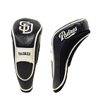 San Diego Padres Hybrid Head Cover Golf Gift
