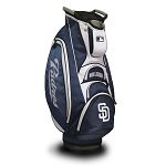 San Diego Padres Team Victory Cart Bag Golf Gift
