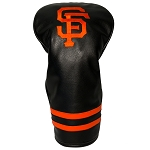 San Francisco Giants Vintage Driver Head Cover Golf Gift