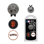 San Francisco Giants 2 Marker Cap Clip Golf Gift