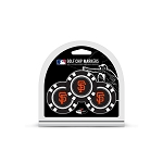 San Francisco Giants MLB Poker Chip Gift Set Golf Gift