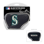 Seattle Mariners Blade Putter Cover Golf Gift
