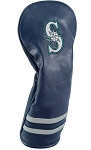 Seattle Mariners Vintage Driver Head Cover Golf Gift