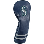 Seattle Mariners Vintage Fairway Head Cover Golf Gift