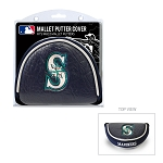 Seattle Mariners Mallet Putter Cover Golf Gift