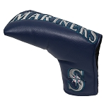 Seattle Mariners Vintage Blade Putter Cover Golf Gift