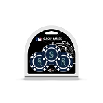 Seattle Mariners MLB Poker Chip Gift Set Golf Gift