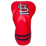 St. Louis Cardinals Vintage Driver Head Cover Golf Gift