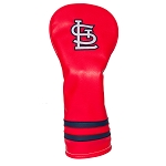 St. Louis Cardinals Vintage Fairway Head Cover Golf Gift