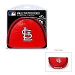 St. Louis Cardinals Mallet Putter Cover Golf Gift