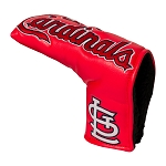 St. Louis Cardinals Vintage Blade Putter Cover Golf Gift