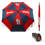 St. Louis Cardinals Umbrella Golf Gift