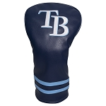 Tampa Bay Rays Vintage Driver Head Cover Golf Gift