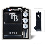 Tampa Bay Rays Embroidered Gift Set Golf Gift