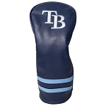 Tampa Bay Rays Vintage Fairway Head Cover Golf Gift
