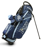 Tampa Bay Rays Team Fairway Stand Bag Golf Gift
