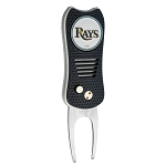 Tampa Bay Rays SwitchFix Divot Tool Golf Gift