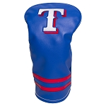 Texas Rangers Vintage Driver Head Cover Golf Gift
