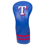 Texas Rangers Vintage Fairway Head Cover Golf Gift