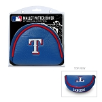 Texas Rangers Mallet Putter Cover Golf Gift