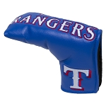Texas Rangers Vintage Blade Putter Cover Golf Gift