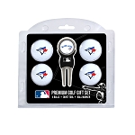 Toronto Blue Jays 4 Ball Gift Set Golf Gift