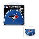 Toronto Blue Jays Mallet Putter Cover Golf Gift