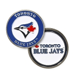 Toronto Blue Jays Double Sided Ball Marker Golf Gift