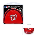 Washington Nationals Mallet Putter Cover Golf Gift