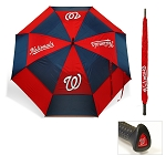Washington Nationals Umbrella Golf Gift