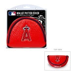 Los Angeles Angels Mallet Putter Cover Golf Gift