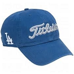 Los Angeles Dodgers Logo Titleist Baseball Hat Golf Gift