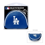 Los Angeles Dodgers Mallet Putter Cover Golf Gift