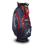 Atlanta Braves Team MLB Victory Cart Bag Golf Gift