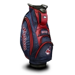 Cleveland Indians Team Victory Cart Bag Golf Gift