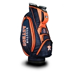 Houston Astros Team Victory Cart Bag Golf Gift