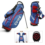 Chicago Cubs Team Fairway Stand Bag Golf Gift