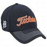 Detroit Tigers Titleist Hat Med/LG